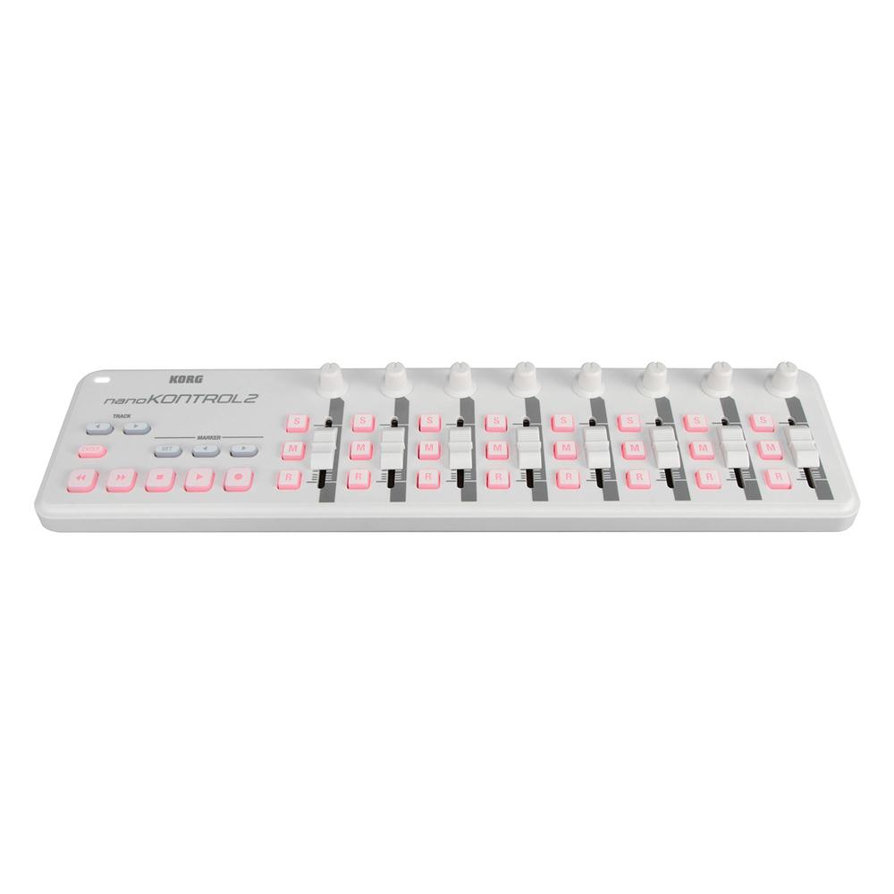 KORG SLIMLINE USB SLIDER CONTROLLER