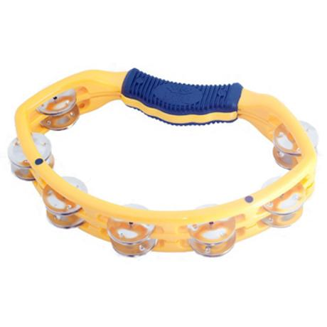 NATAL SPIRIT TAMBOURINE YELLOW