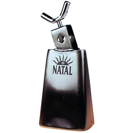 NATAL SPIRIT 5 1-2'' COWBELL BLK NICKEL SMALL