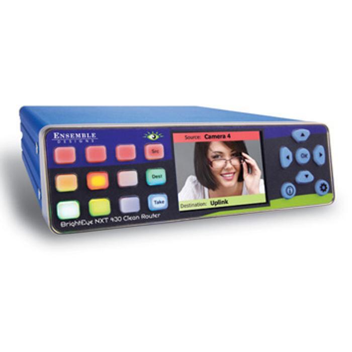 ENSEMBLE DESIGN CLEAN COMPACT SD/HD/3G ROUTER