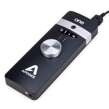 APOGEE USB MICROPHONE & MUSIC INTERFACE FOR MAC* AND iPAD*