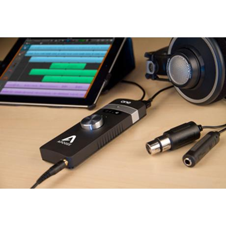 APOGEE USB MICROPHONE & MUSIC INTERFACE FOR MAC AND IPAD