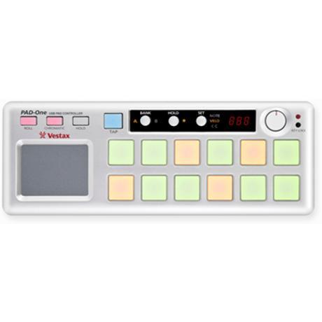 VESTAX MIDI PAD CONTROLLER