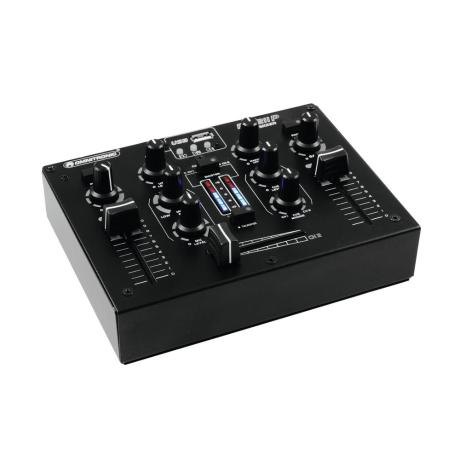OMNITRONIC DJ MIXER 2 CHANNEL WITH MP3 PLAYER