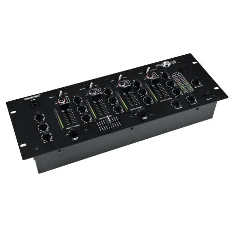 OMNITRONIC USB 4-CHANNEL MIXER
