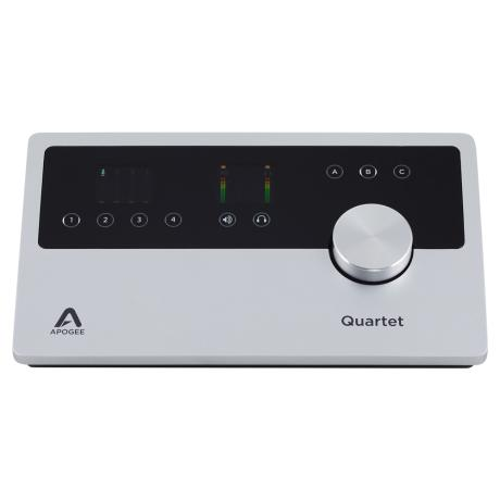 APOGEE 4 IN X 8 OUT USB AUDIO INTERFACE FOR MAC & iOS