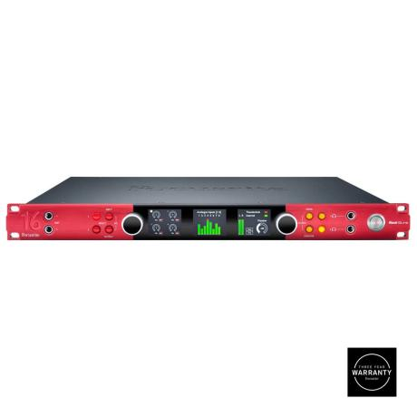 FOCUSRITE DANTE INTERFACE  64Χ64 HD PRO TOOLS