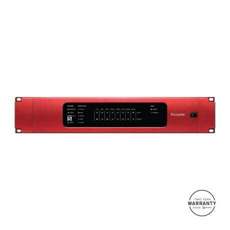 FOCUSRITE 32 I/O PRO TOOLS HD INTERFACE
