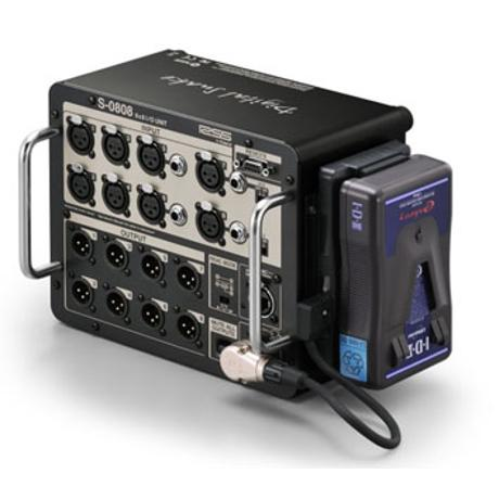ROLAND STAGE BOX 8 IN / 8 OUT
