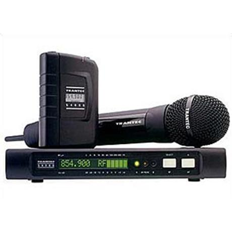 TRANTEC UHF AER.HEADBAND SYST.+TS44