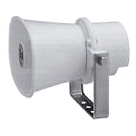 TOA HORN SPEAKER 70V/100V 15W/15W 112dB IP-65