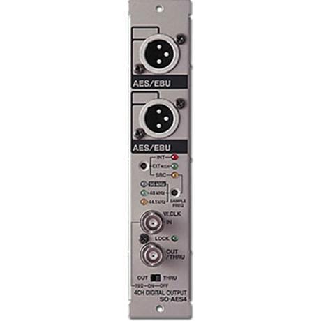 ROLAND BOARD 4 IN DIGITAL AES/EBU