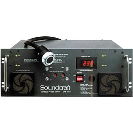 SOUNDCRAFT CPS-2000 POWER SUPPLY