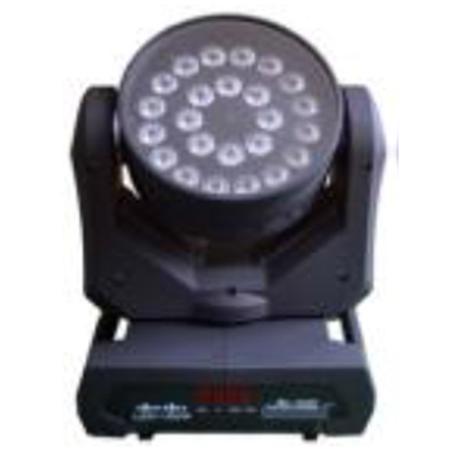STARAY LED WASH ΚΙΝΗΤΗ ΚΕΦΑΛΗ ΚΟΙΝΟΥ ΠΟΜΠΟΥ RGBW 24X10W