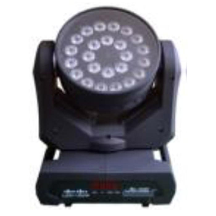 STARAY LED WASH RGBW MOVING HEAD WITH 24X10W FC LEDS