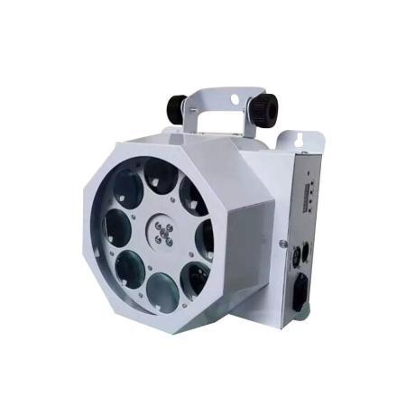 STARAY LED ΛΕΥΚΟ ΦΩΤΙΣΤΙΚΟ EFFECT RGBW 8 ΣΧΕΔΙΩΝ