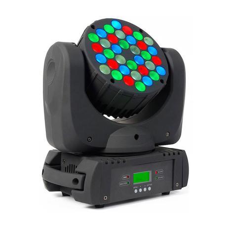 STAR TRIP LED ΒΕΑΜ MOVING HEAD WITH 36X3W RGBW LEDS 8°