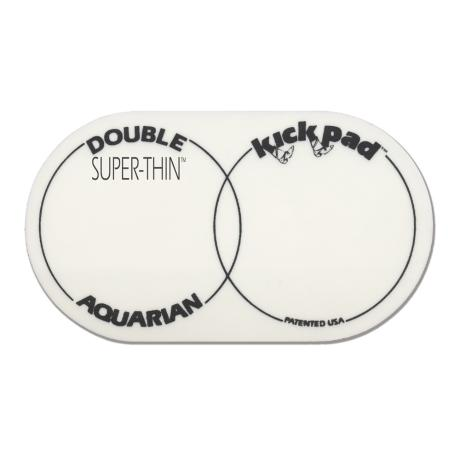 AQUARIAN SUPER THIN DOUBLE KICK PAD