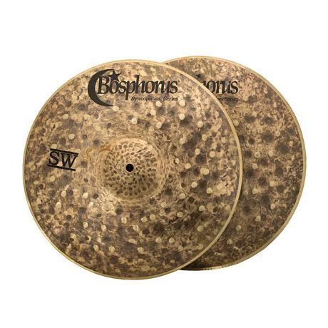BOSPHORUS SYNCOPATION SW HIHAT 15''