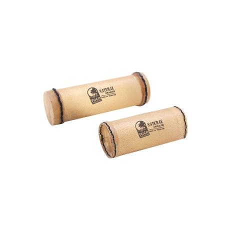 TOCA PERCUSSION SHAKERS NATURAL PAIR SMALL & LARGE