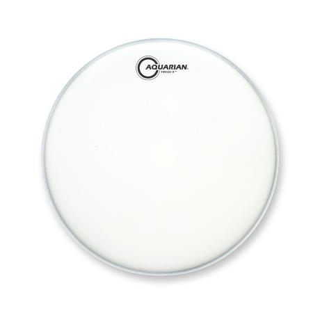 AQUARIAN 12'' TEXTURE COATED FOCUS-X WHT