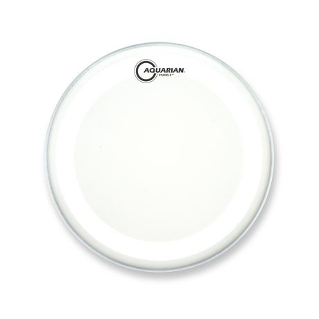AQUARIAN 8'' TEX COATED STUDIO-X D/H WHITE