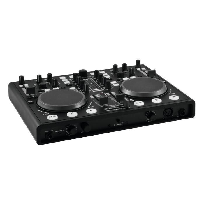 OMNITRONIC VDJ MIDI CONTROLLER
