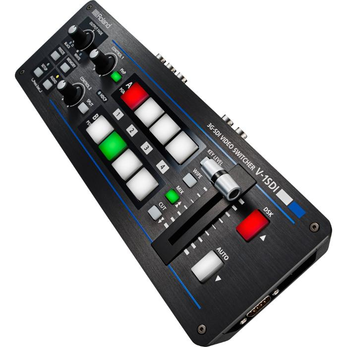 ROLAND 4 CHANNEL 3G-SDI & HDMI VIDEO MIXER-1