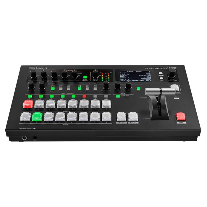 ROLAND MULTI FORMAT VIDEO SWITCHER-1