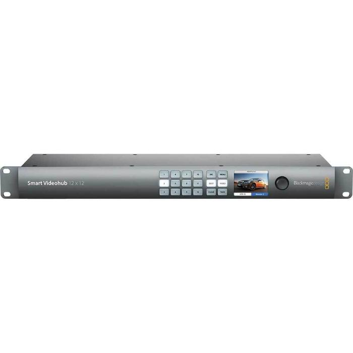 BLACKMAGIC DESIGN Smart Videohub 12x12-0