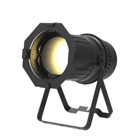 VARI-LITE ΜΑΥΡΟ LED PAR 64, 300W RGBA 6-30degr. manual ZOOM