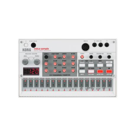 KORG VOLCA -SAMPLER SYNTH