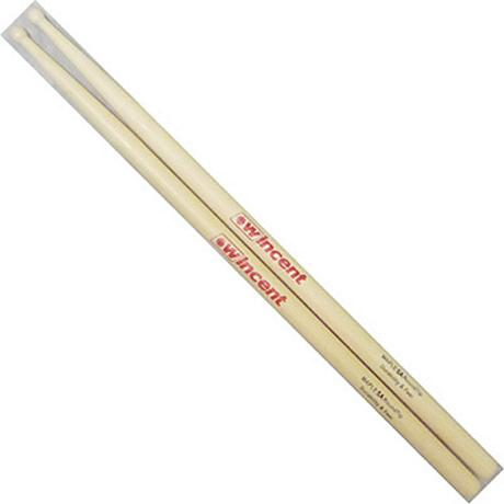 WINCENT MAPLE DRUMSTRICKS ROUND TIP