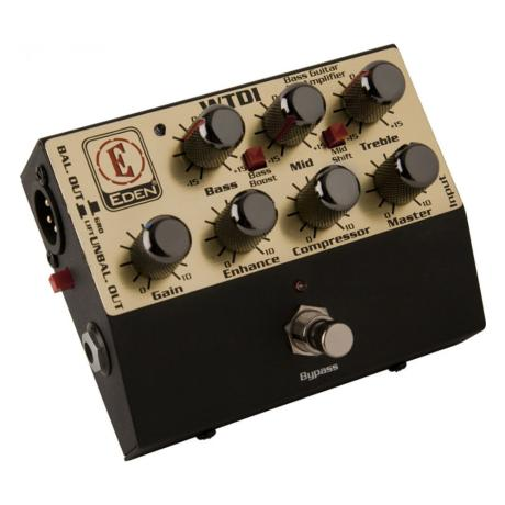 EDEN DIRECT BOX/PREAMP
