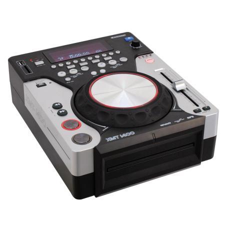 OMNITRONIC SINGLE DJ CD/MP3 PLAYER
