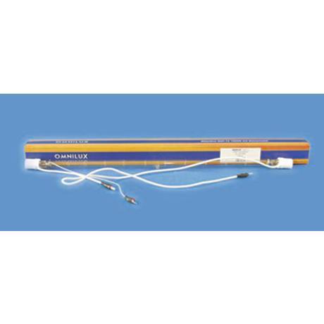 OMNITRONIC ΛΑΜΠΑ 1500W/STROBE BASE: CAP15,8/CABLE