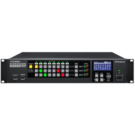 ROLAND MATRIX SWITCHER 8IN&3OUT WITH HD BASET