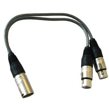 CLEARCOM ''Y'' ADAPTER FOR IFB SYSTEMS